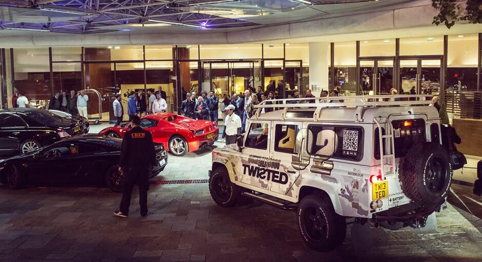 Twisted Automotive: The Alpine 110