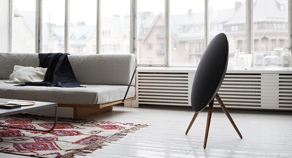 The New BeoPlay A9 from Bang & Olufsen