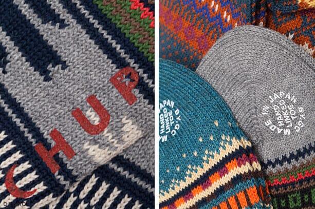 Chup Socks from Glen Clyde 2