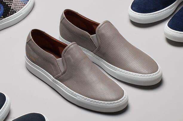 Mens Designer Slip-On Sneakers1