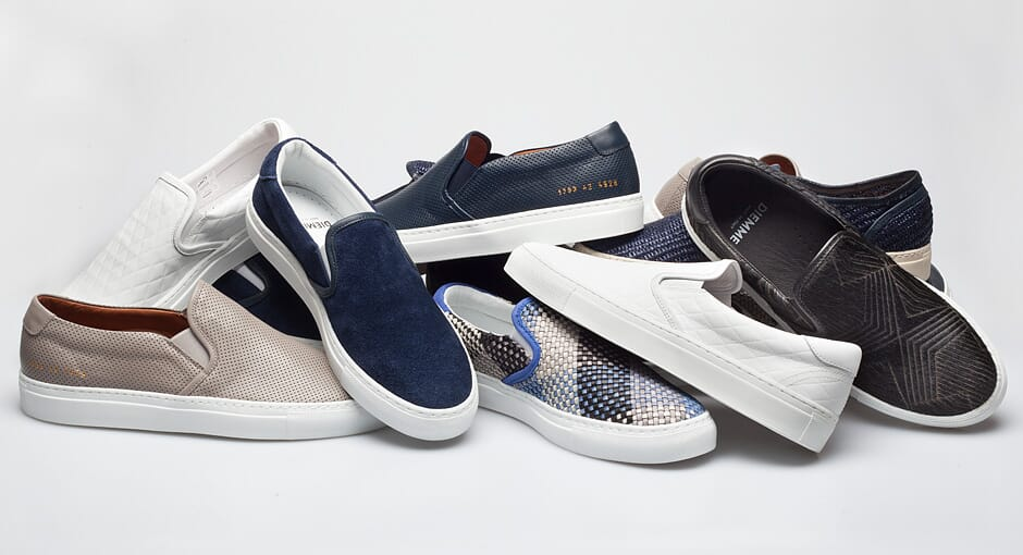 ON TREND | Slip-On Sneakers for Spring