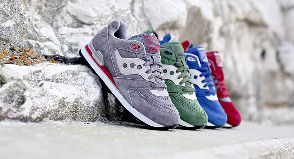 The Rebirth of the Saucony Courageous Sneaker