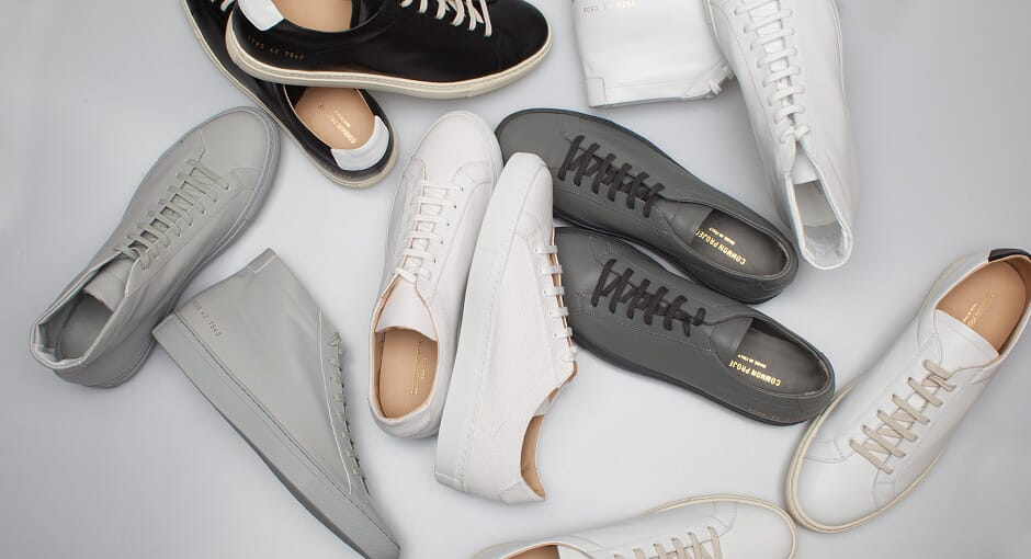 Common Projects SS15 Second Drop