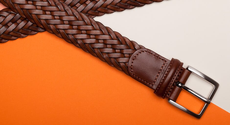 Andersons Belts - The Masters of Woven Belts