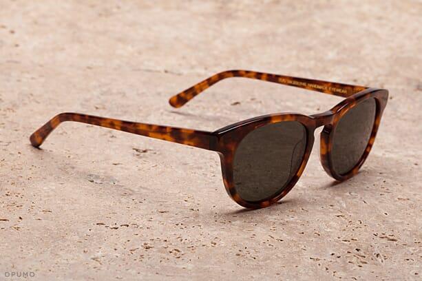 Han Kjobenhavn Timeless Amber Sunglasses
