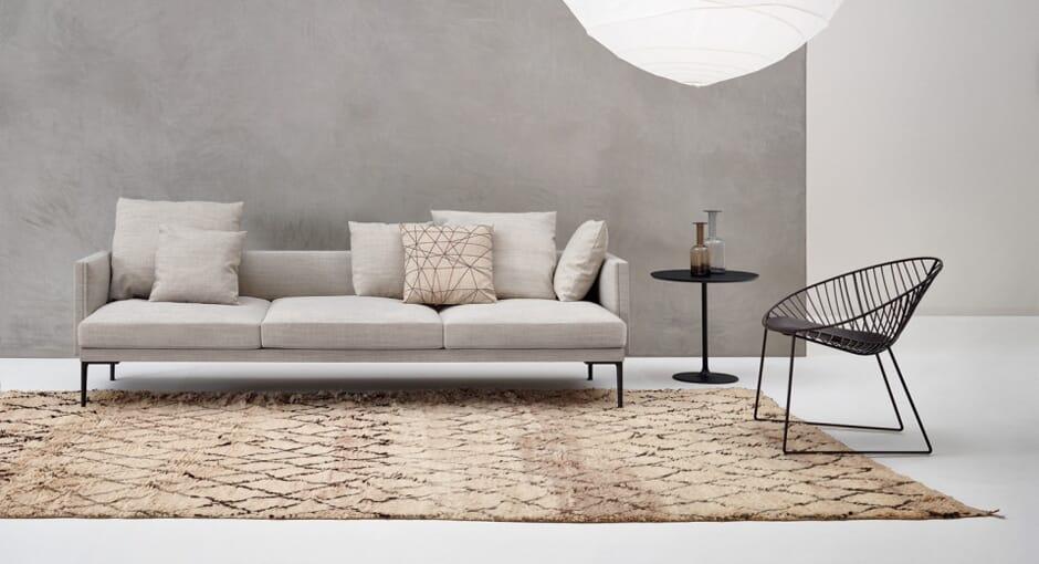 Modular Sofa System by Jean-Marie Massaud