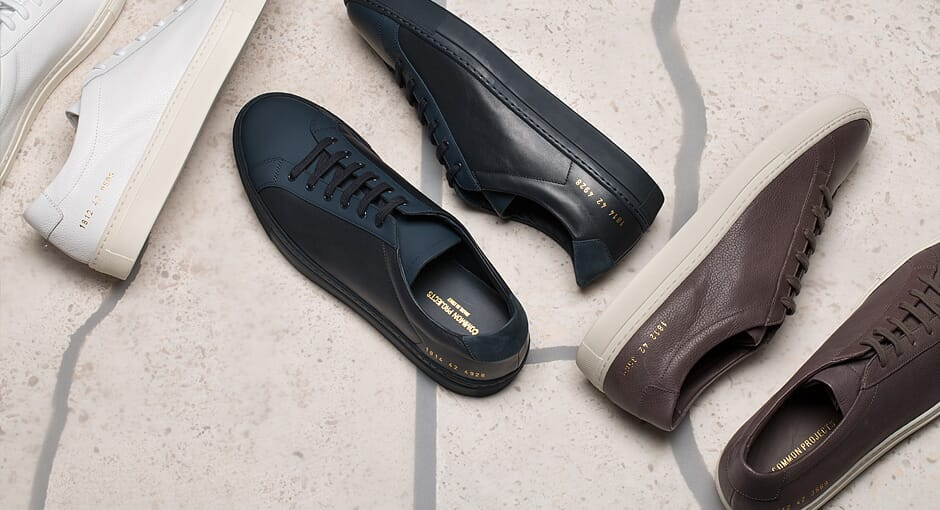 Common Projects AW15 Limited Edition Collection