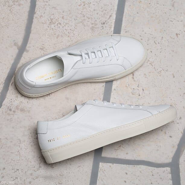 Common-Projects-Limited-Editon-White