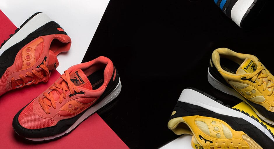 The Saucony Shadow 6000 Collection