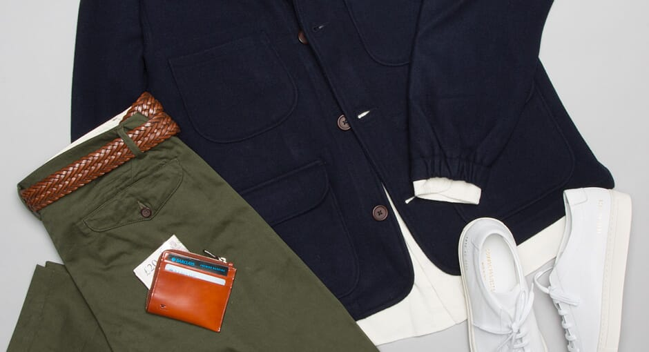 Edit #1 - Contemporary Workwear FT. Universal Works