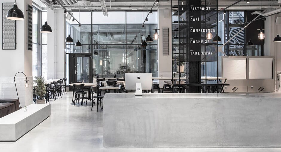 Bistro 38 by Richard Lindvall