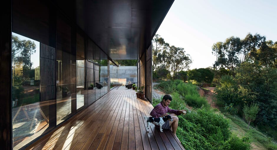 Saw Mill House by Archier Studio
