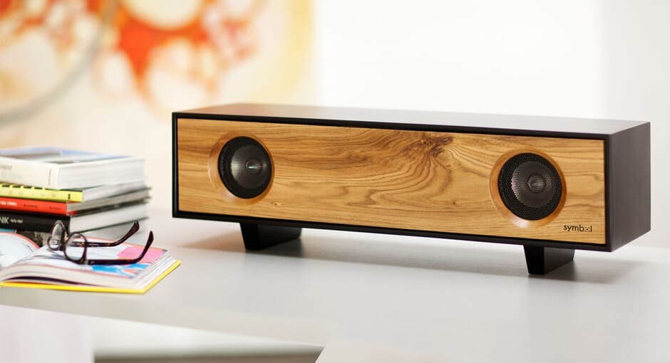 Symbol Audio Table Top Speaker