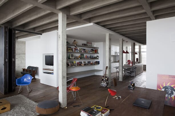 Refurbished-Oscar-Niemeyer-Apartment-Sao-Paulo-fran-parente-1