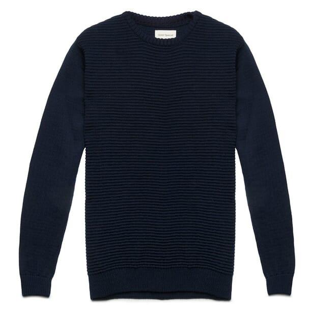 oliver_spencer_navy_ripple_stitch_crew_sweater