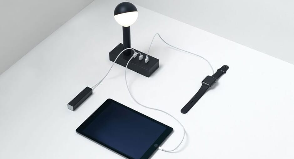 The Wastberg LED Lamp