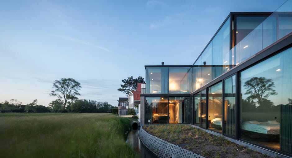 Graafjansdijk House by Govaert and Vanhoutte Architects