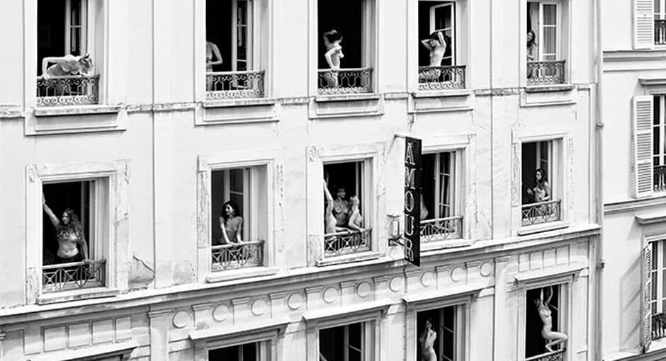 The Hit List: Hotel Amour Paris