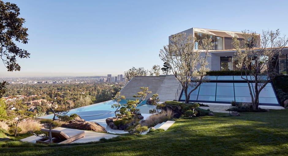 L.A Villa by Oppenheim Architecture