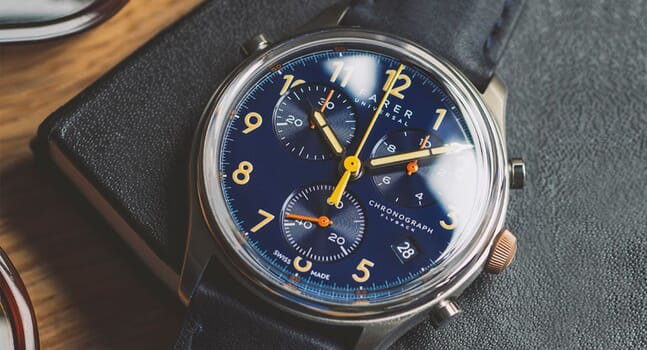 Farer: Watches for the modern adventurer