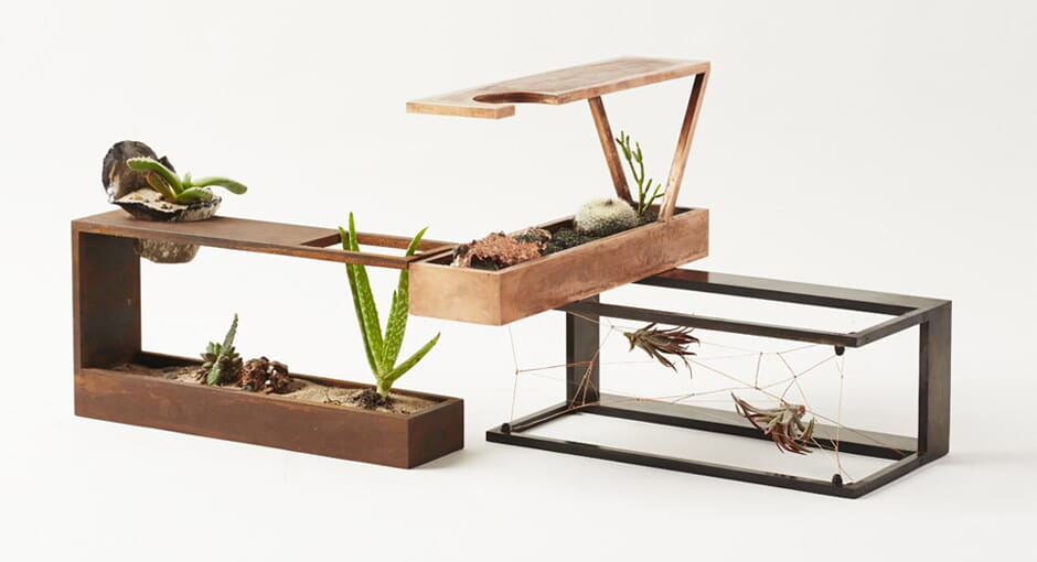 Plant-In Mini Collection by Home Made NYC