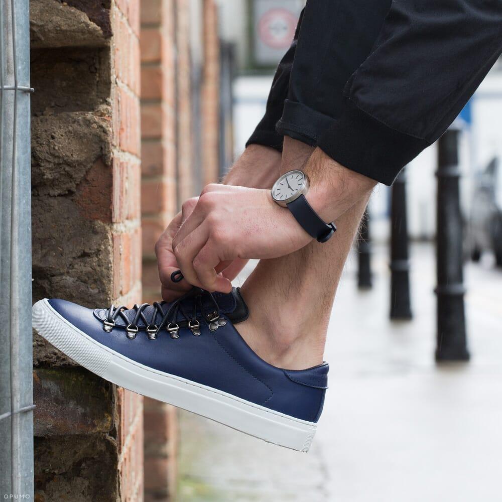 OpumoDiemmeBlueSneakers
