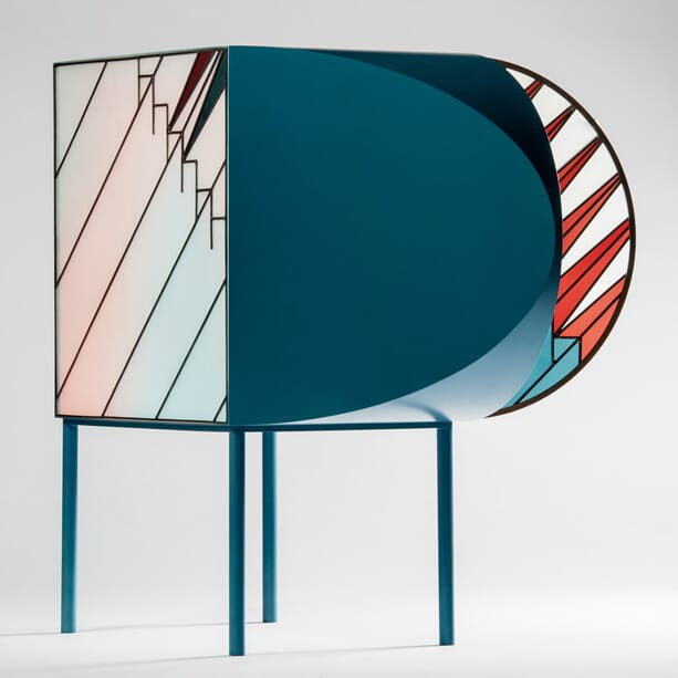 Credenza-Collection-Patricia-Urquiola-Federico-Pepe-Stained-Glass-Furniture_3