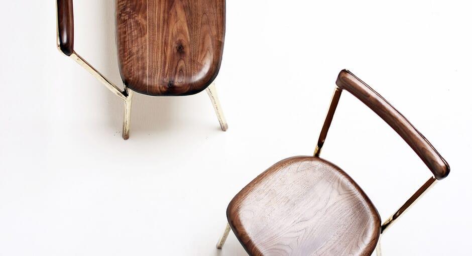 Brass Furniture Collection by Valentin Loellmann