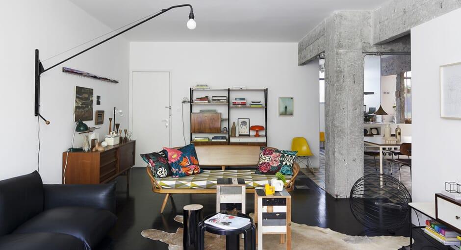 Patio Apartment by Felipe Hess