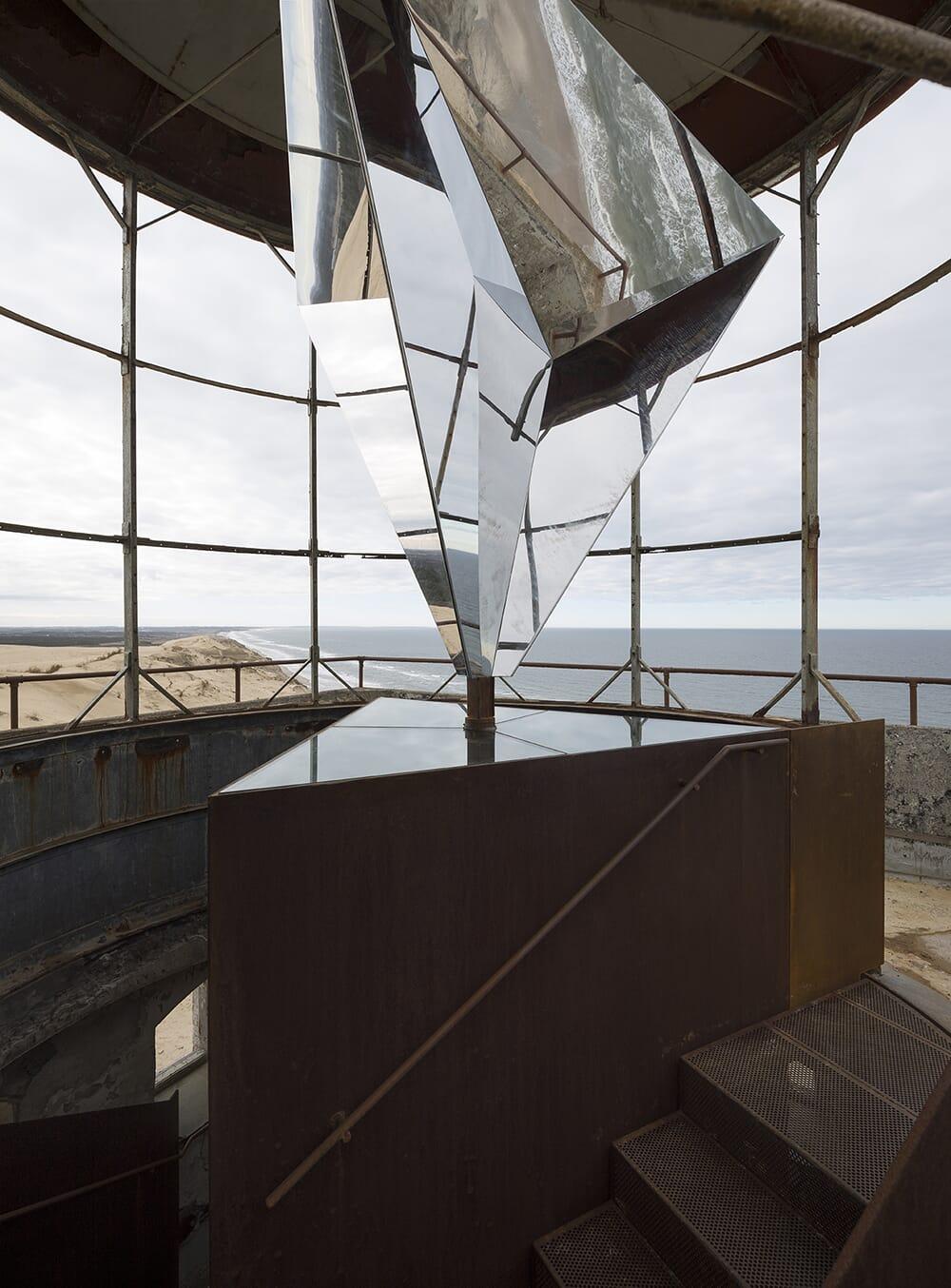 Rubjerg Knude Lighthouse - prism