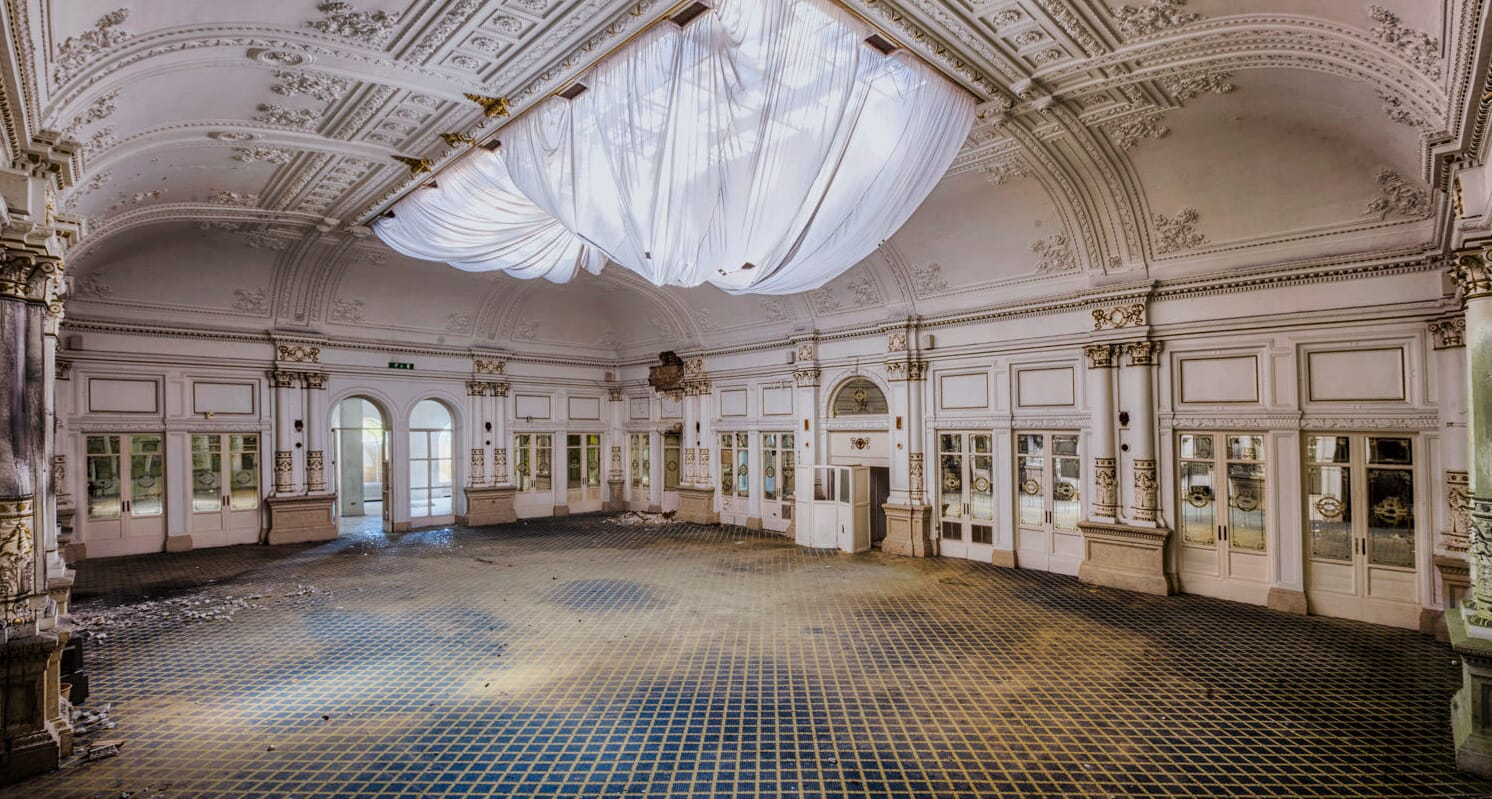 Take a tour of Europe's abandoned buildings with Christian Richter