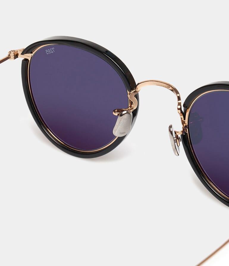 eyevan-7285-model-717-black-gold-sunglasses-3