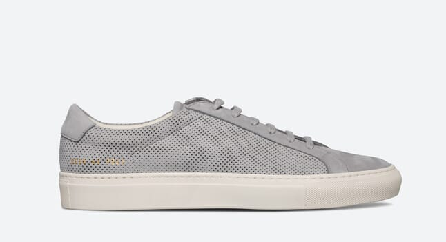 Introducing The Common Projects Summer Edition Sneaker