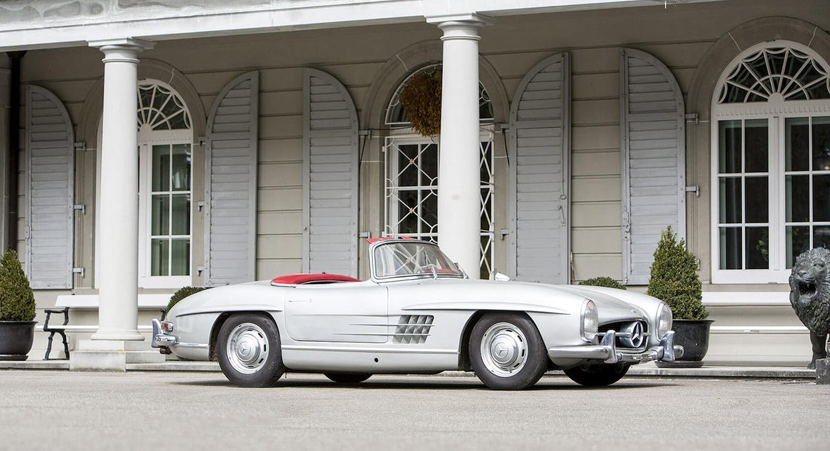 Some of the World's Most Desirable Cars Have Just Been Found in a Swiss Castle