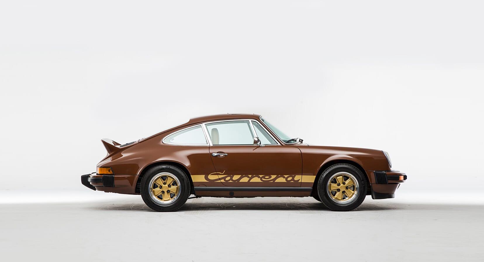 Classic Car Find of The Week: The Porsche 911 Carrera 2.7 MFI