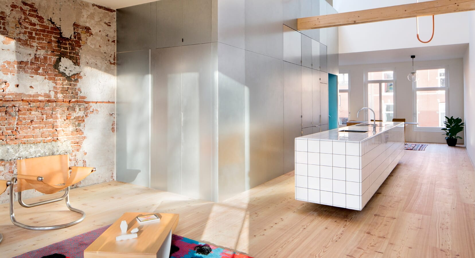 Take a Look Inside the Transformation of a 20th Century Townhouse