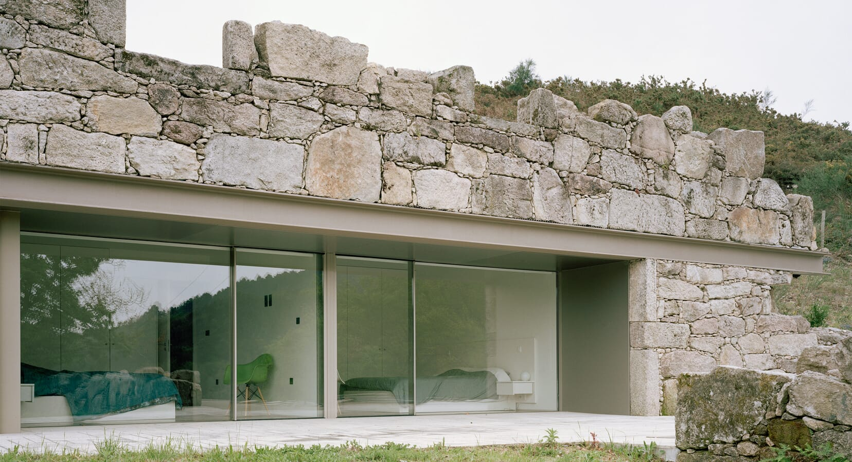 Out of Ruin: The House in Melgaço
