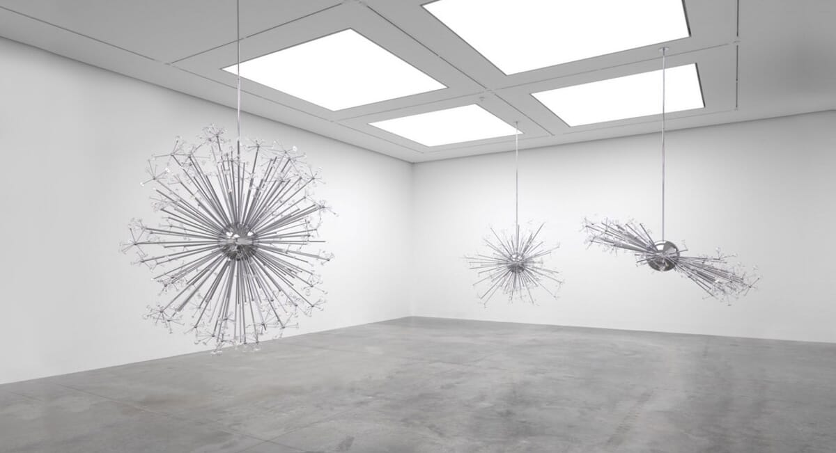 Must See: The Crystal Land by Josiah McElheny at White Cube Gallery