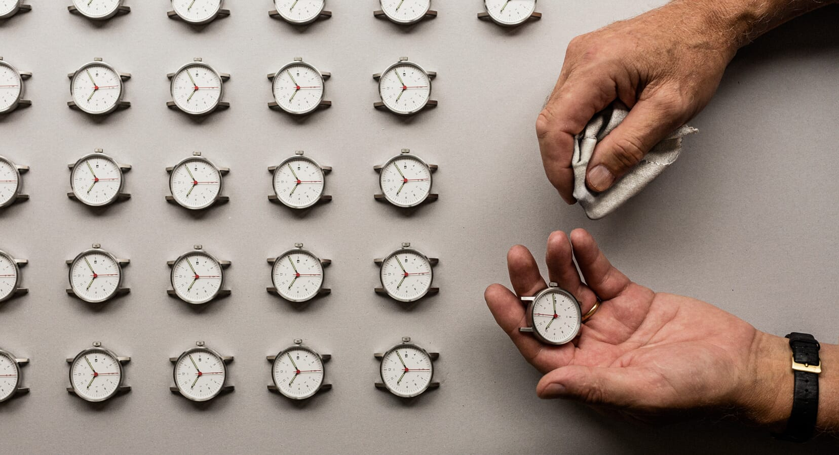 New to OPUMO: Void Watches