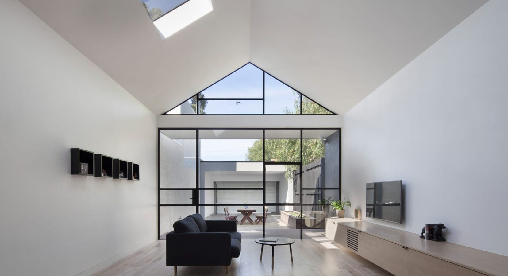 The Burnley Residential Renovation From DX Architects