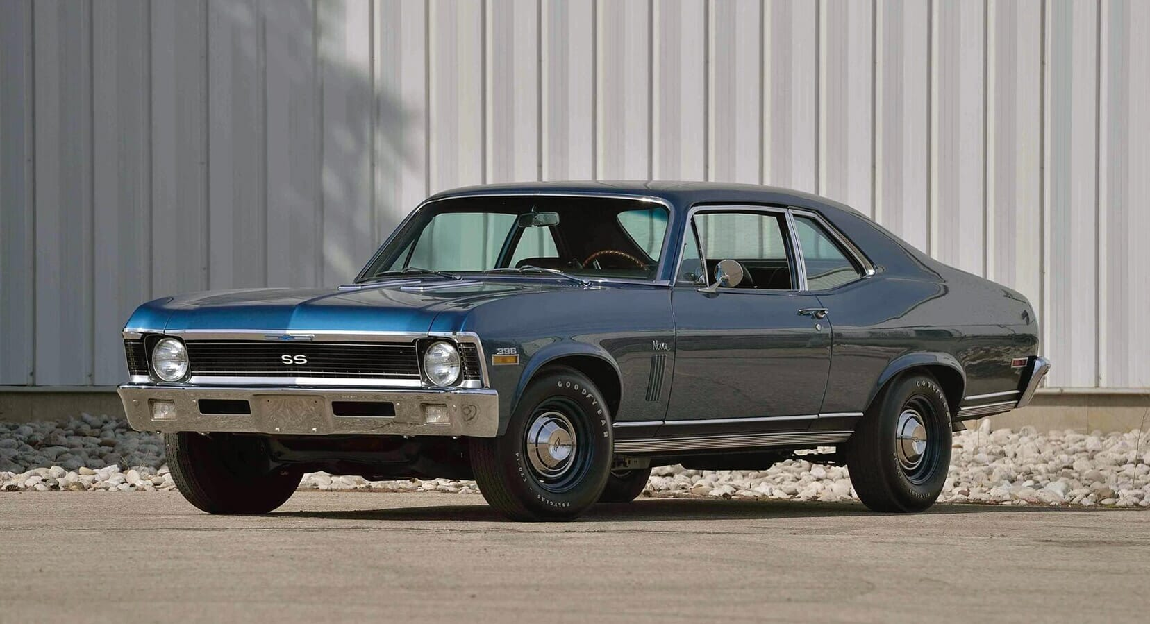 Classic Car Find of the Week: The 1970 Chevrolet Nova SS