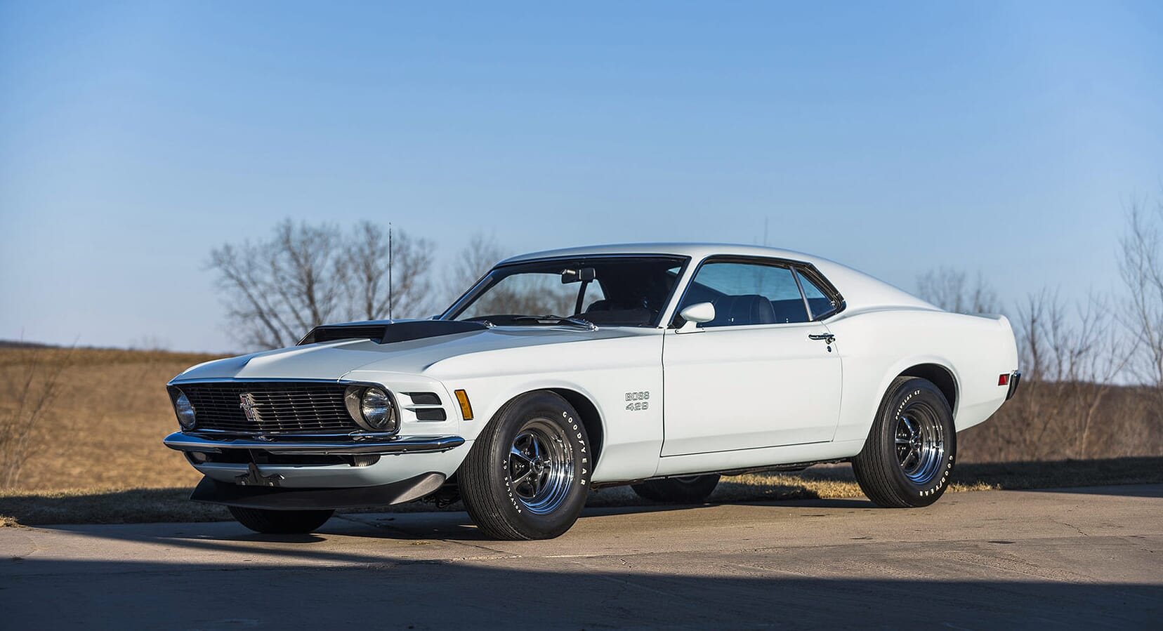 Classic Car Find of The Week: The 1970 Ford Mustang Boss 429 Fastback