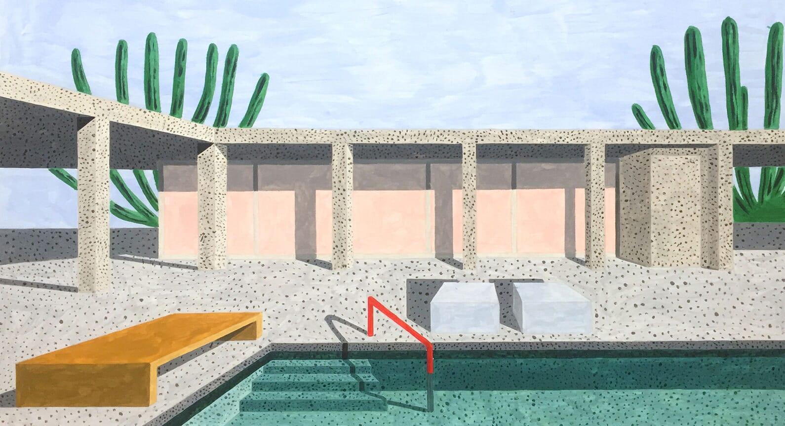 Visionary Modernist Villas by Ana Popescu