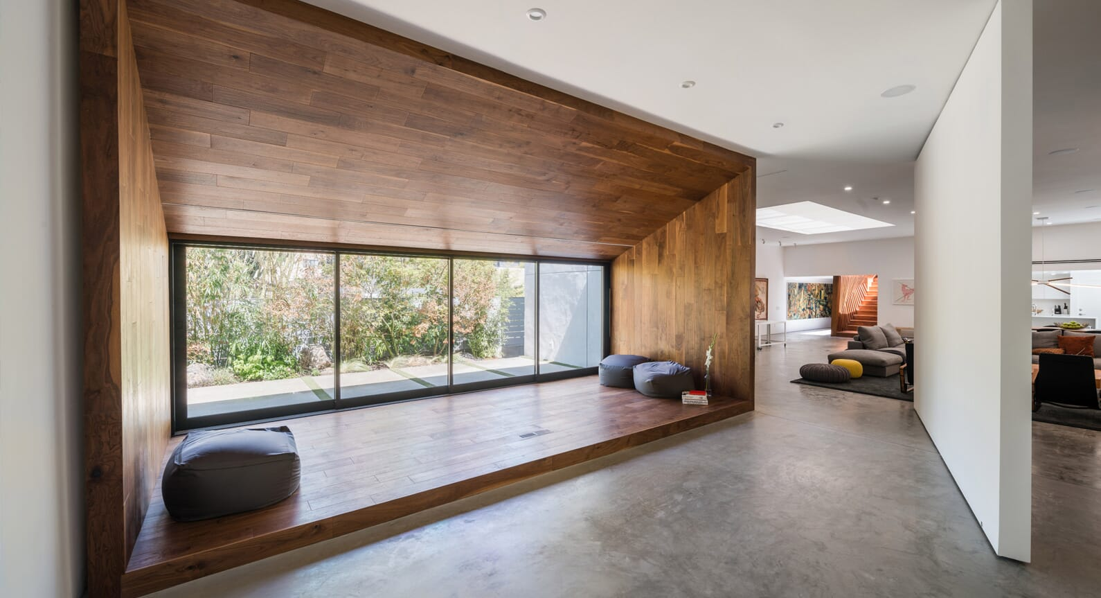 Dan Brunn Renovates Frank Gehry-designed LA Home