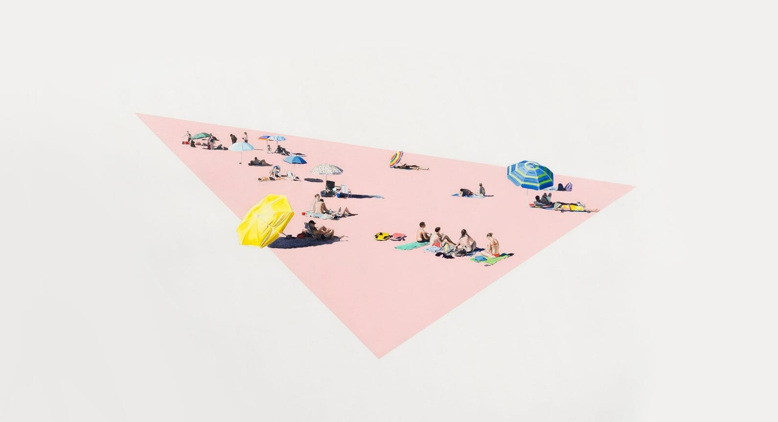 Life's A Beach: Stunning Seaside Scenes by Kirsten Beets