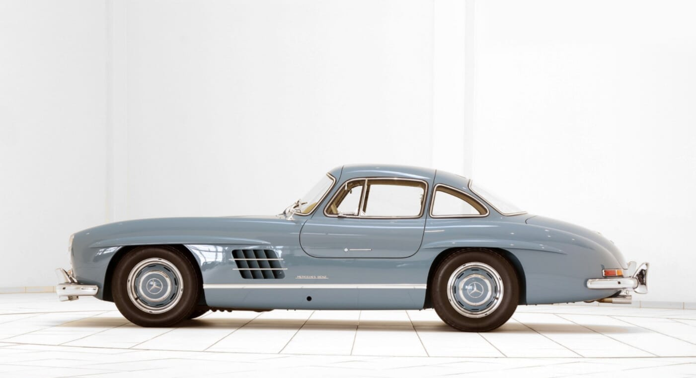 Classic Car Find of The Week: Brabus Mercedes-Benz 300 SL Gullwing
