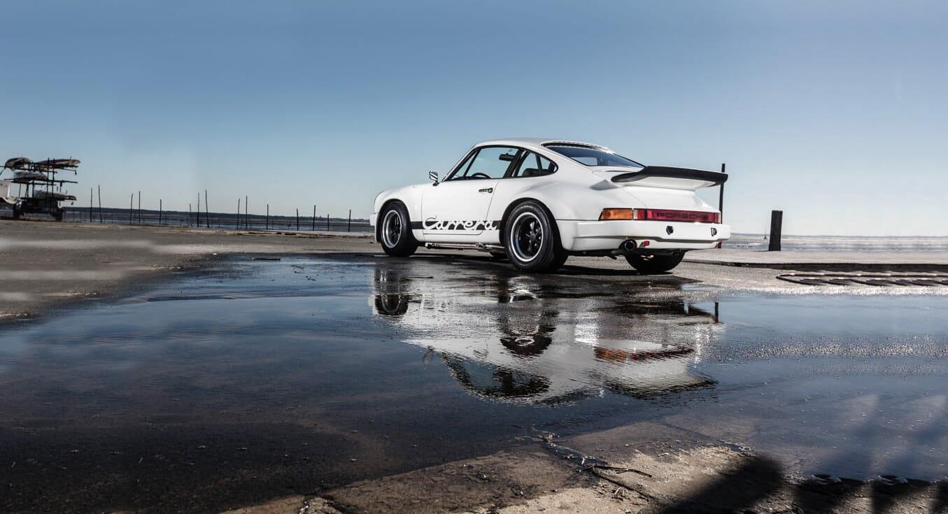 One Special 1974 Porsche 911 3.0 RS