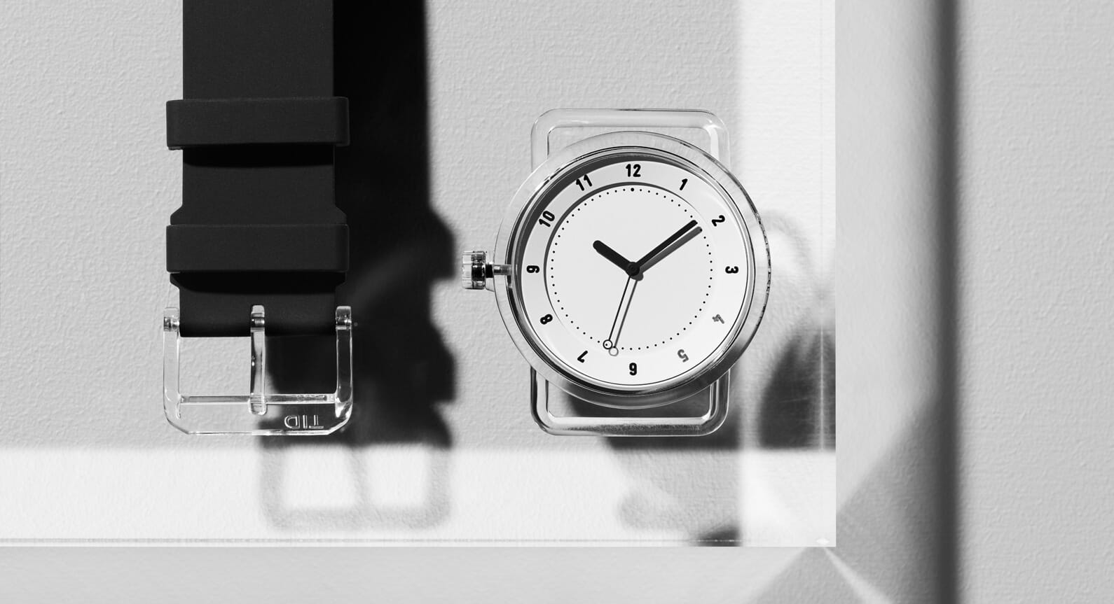 TID Debuts The All-New No.3 Watch