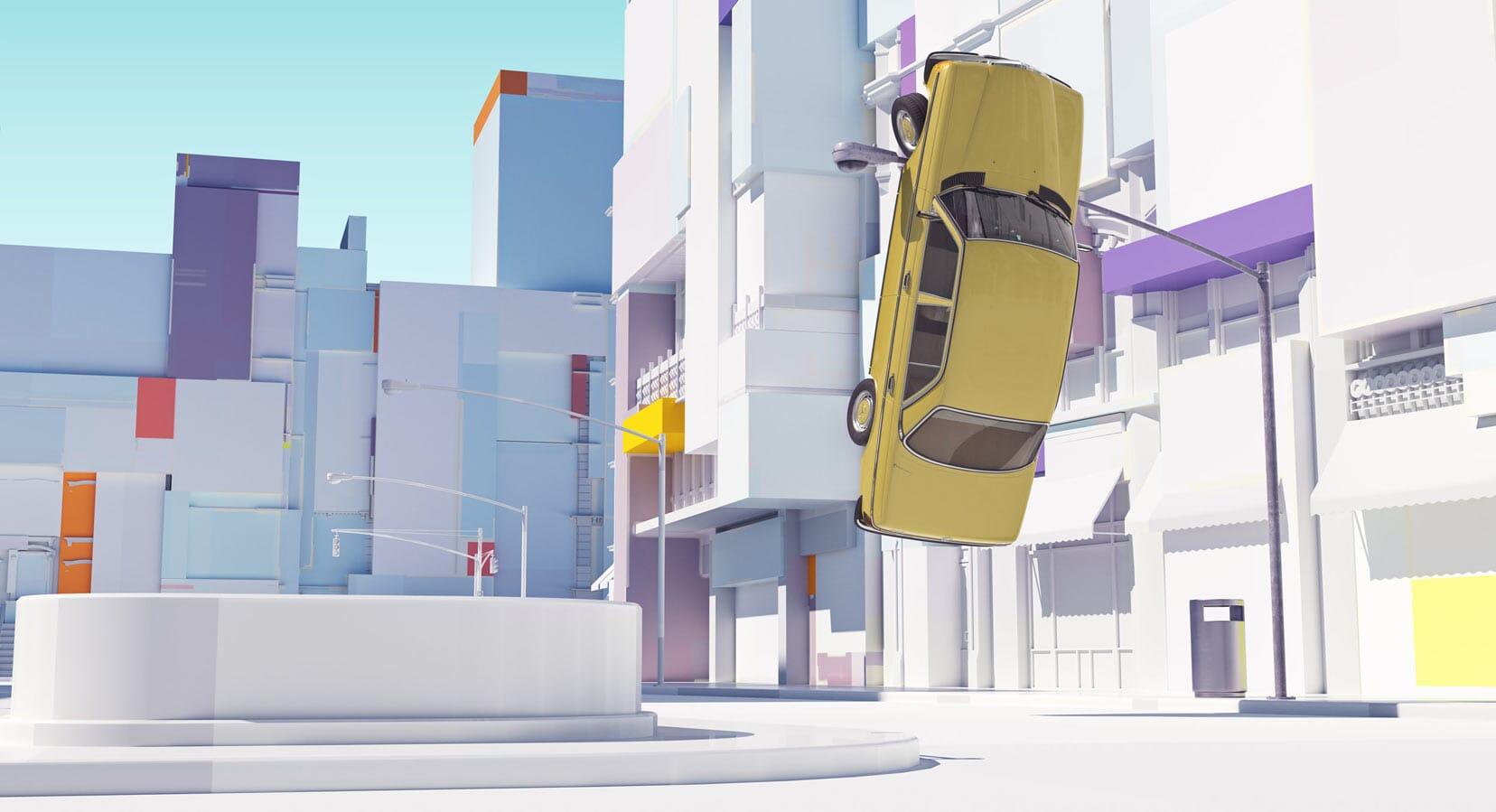 Auto Nom: An Alternative Vision Of Autonomous Mobility