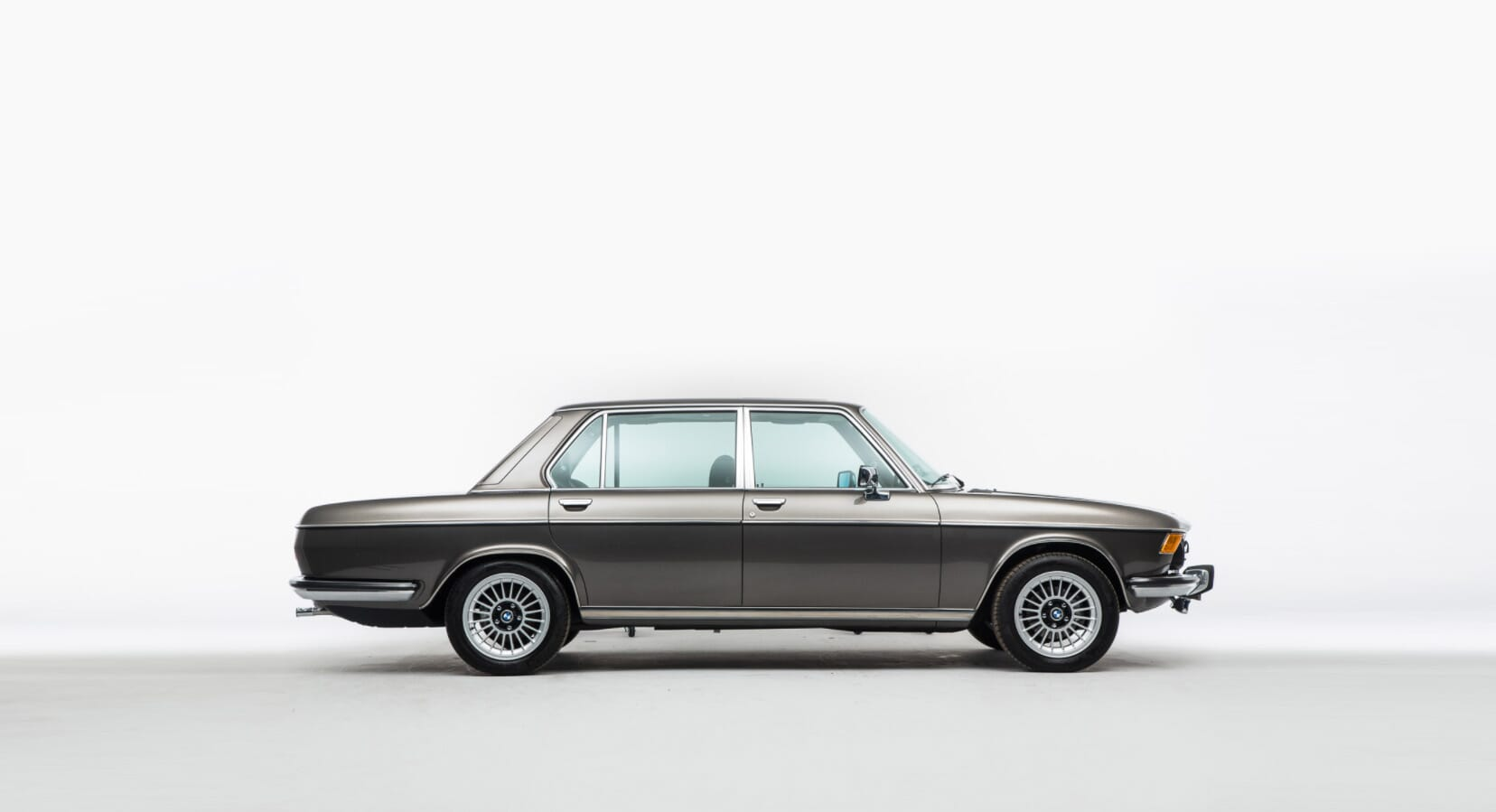 Is This The World's Finest BMW E3 3.3LIA?